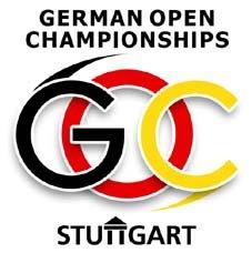 Vorverkauf für die 29. German Open Championships über die Homepage hat begonnen