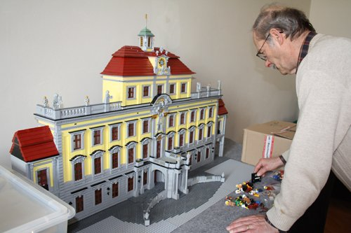 Lego-Ausstellung