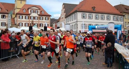 Bad Mergentheimer Stadtlauf