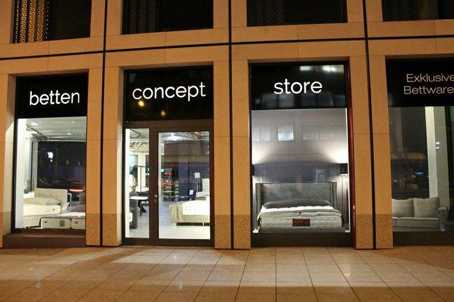 Concept Store Stuttgart Außenansicht