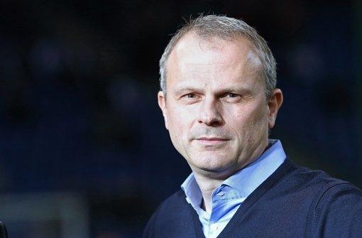 Jochen Schneider verlässt den VfB Stuttgart