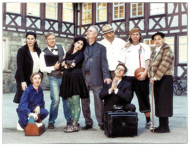 Theater DienstAG