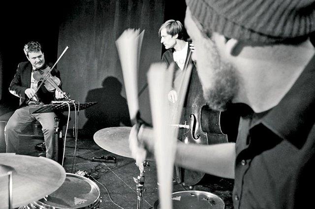 Florian Vogel Trio