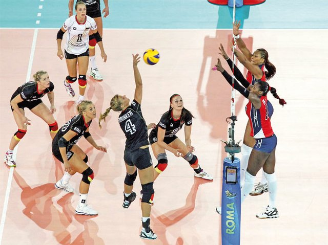 Volleyball Frauen Nationalmannschaft