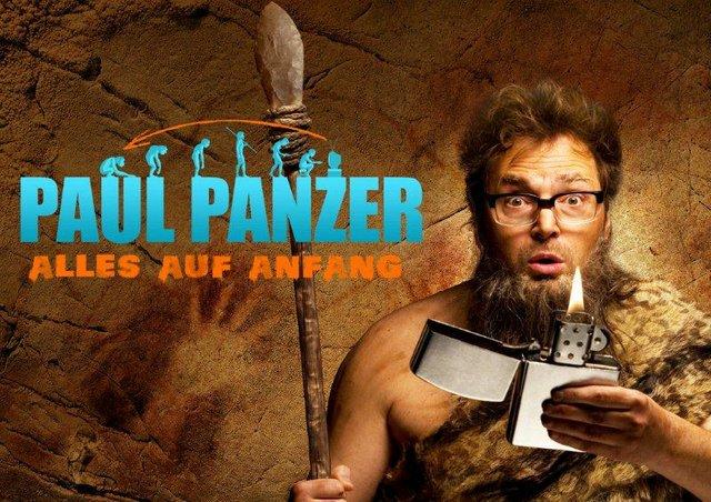 Paul Panzer Plakat
