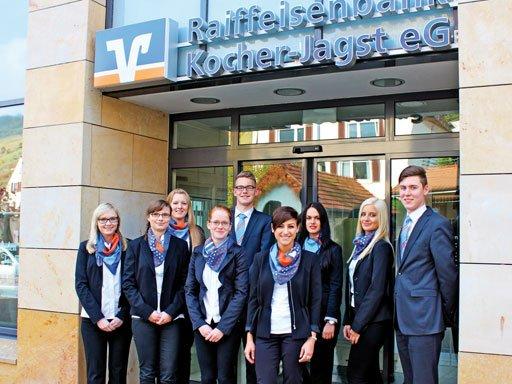 Raiffeisenbank Kocher Jagst eG