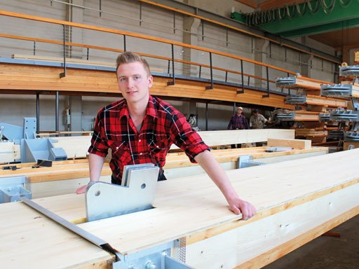 Schaffitzel Holzindustrie