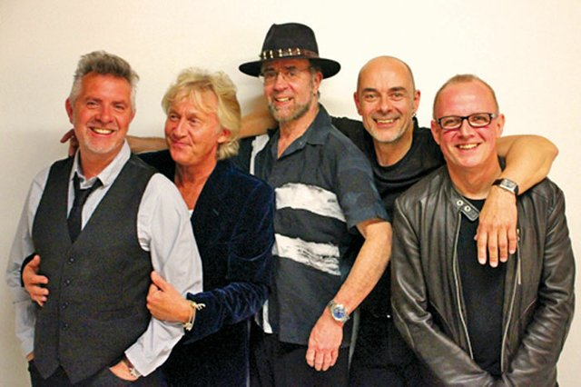 Manfred Mann's Earth Band in Buchen