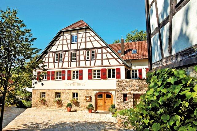 Landgasthof Jagstmühle