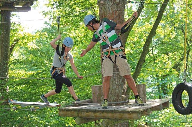 Waldkletterpark Langenburg