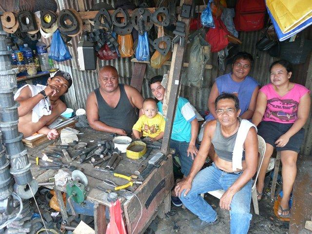 Help! Karitative Arbeit auf den Philippinen