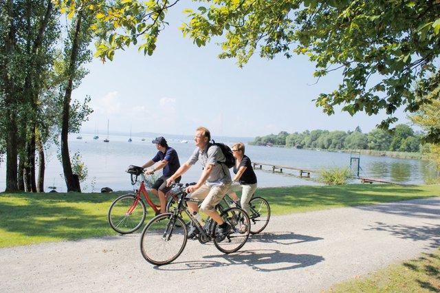 Zwei-Flüsse Radtour: Paradies für Radfahrer