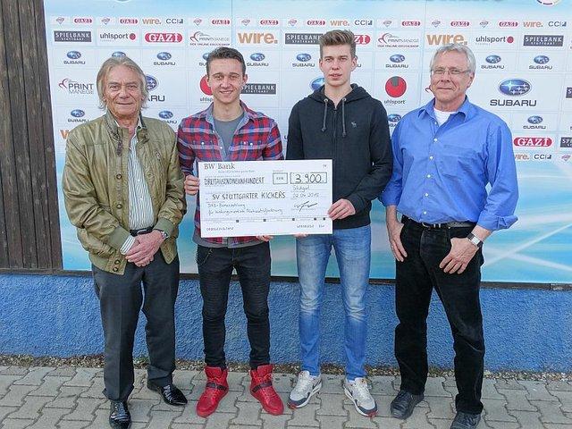 Stuttgarter Kickers Bonuszahlung DFB