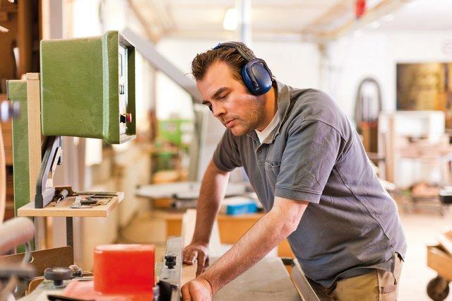 Anzahl der Handwerksbetriebe auf Rekordniveau
