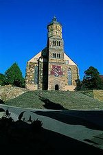 Kirche St. Michael Schwäbisch Hall