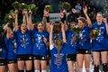 Jubelten in diesem Jahr über den Pokalsieg: Allianz MTV Stuttgart