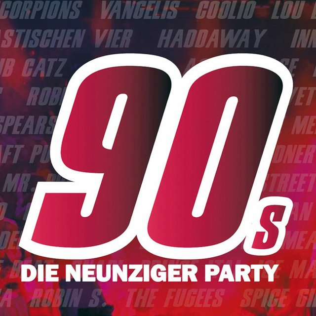 Perkins Park - 90er Jahre Party