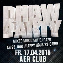 DHBW Party