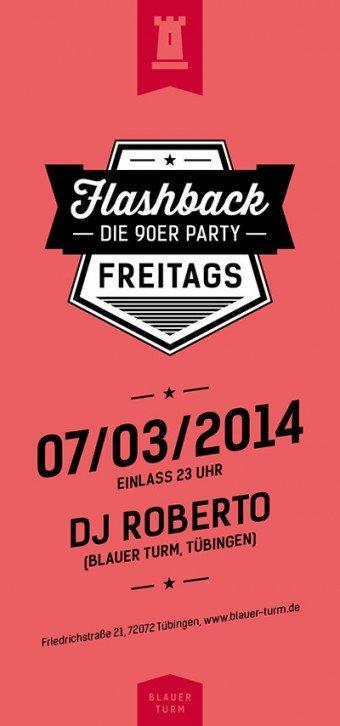 Flashback 90er Party