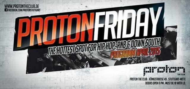 Proton Friday