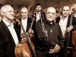 Giora Feidmann & Rastrelli Cello Quartett