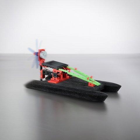 fischertechnik PROFI Solar Power Modell