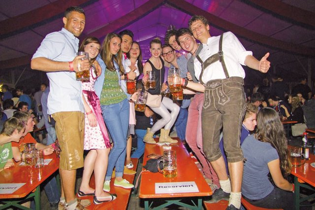 Herbsthäuser Bockbierfest