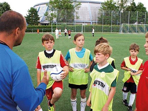 Fußballcamp Soccerkid