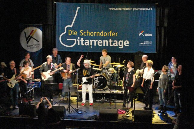 Schorndorfer Gitarrentage