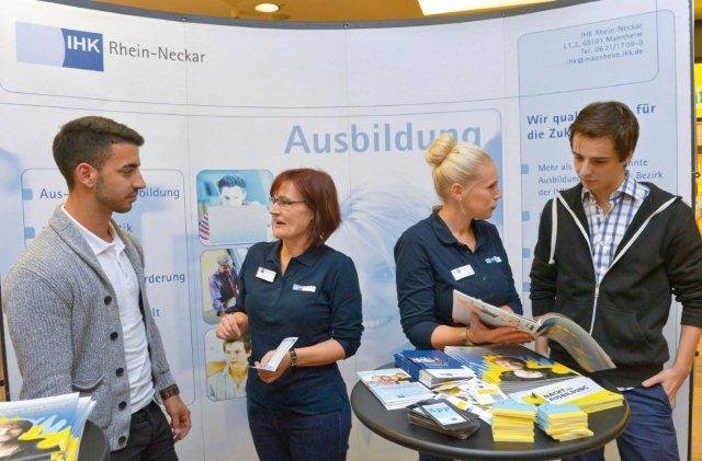 Azubi Speed Dating IHK Mosbach