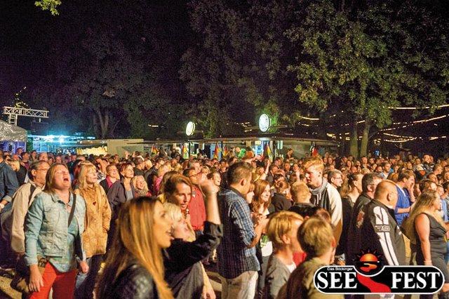 Seefest Heilbronn Laube