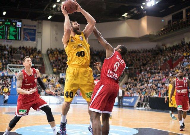 Playoff-Viertelfinale: MHP RIESEN treffen auf Brose Baskets