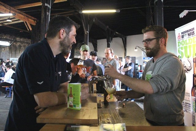 Die erste ARTBRAU® trifft 2000 Bierliebhaber