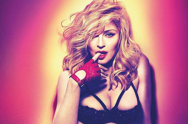 Madonna krönt Jubiläumsjahr der SAP Arena