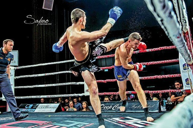 Kick-Boxing in Heilbronn