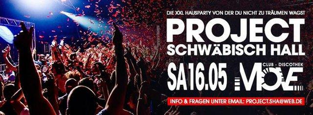 Project Schwäbisch Hall