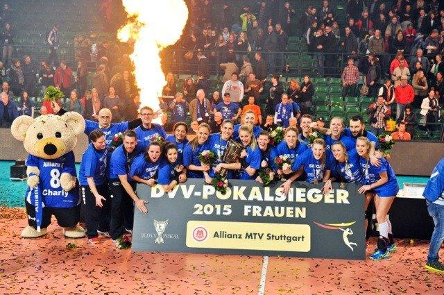 Stuttgart wird nach 3:2-Krimi Deutscher Vizemeister 2015