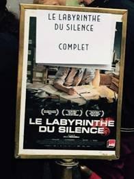 """Le Labyrinthe du silence"" begeistert Frankreich"