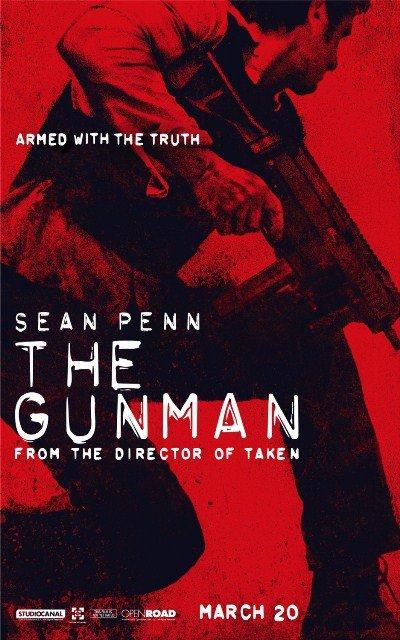 The Gunman Filmplakat