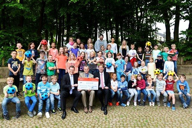Familienzentrum MÜHLE erhält Spende der Stiftergemeinschaft der Kreissparkasse Heilbronn