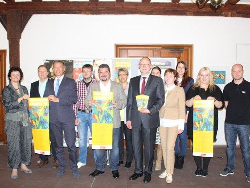 Pressekonferenz Mosbacher Sommer