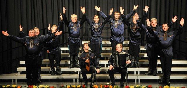 Ural Kosaken Chor