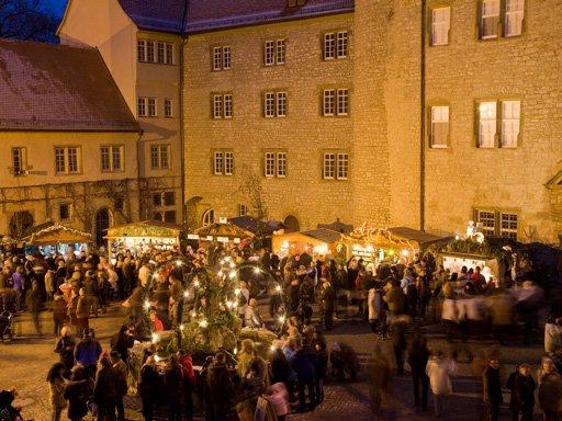 weihnachtsmarkt Weikersheim