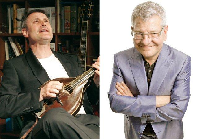 Ernst Mantel und Werner Koczwara