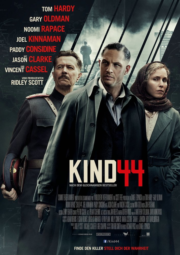 Filmplakat Kind 44