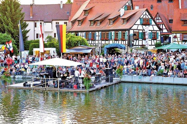 Rottenburger Neckarfest