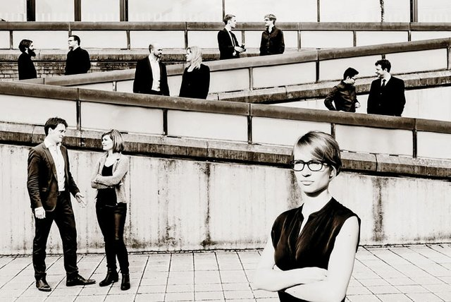 Rebecca Trescher Ensemble 11