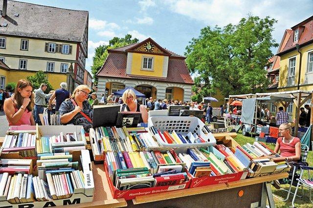 Büchermarkt Kirchberg