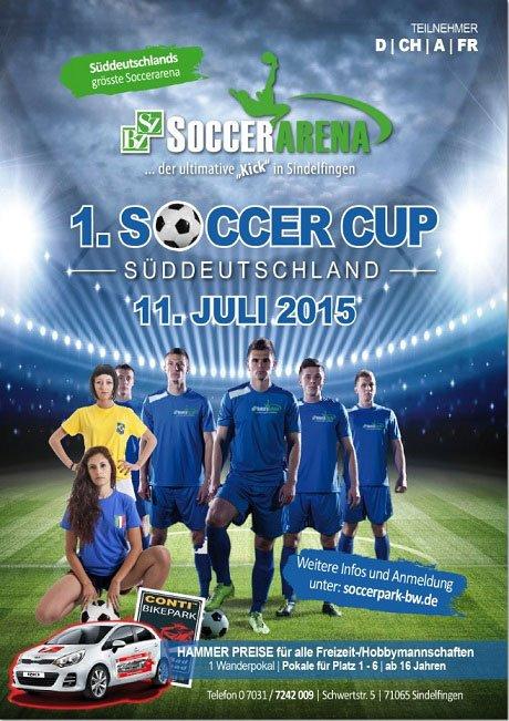 1. Soccer Cup Süddeutschlands