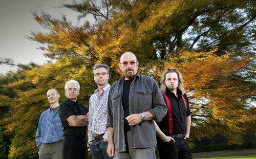 Jethro Tull's Ian Anderson